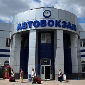 Автовокзалы Солнечногорска