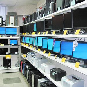 Компьютерные магазины Солнечногорска