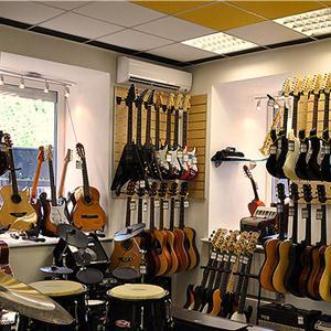 Музыкальные магазины Солнечногорска