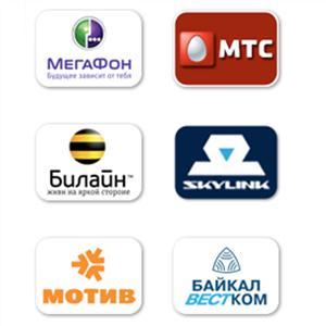 Операторы сотовой связи Солнечногорска