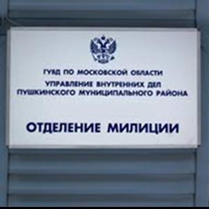 Отделения полиции Солнечногорска
