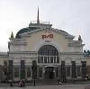 Железнодорожные вокзалы в Солнечногорске