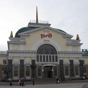 Железнодорожные вокзалы Солнечногорска