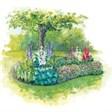 Загородный клуб Юна-Лайф - иконка «сад» в Солнечногорске